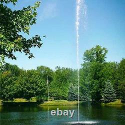 Scott Aerator Jet Stream Fountain 1/2 Hp, 230 V, 70' Cord