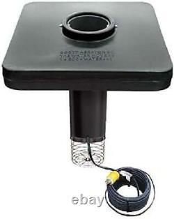 Scott Display Pond Aerator 1/2 Ch, 115 Volts, Cordon D'alimentation De 70 Pi, Numéro De Modèle D