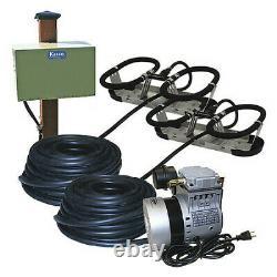 Système D'aération Électrique Kasco Ra2-pm