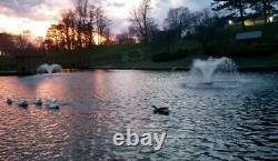 Typhoon Display Aerator Pond Fountain Lake Fountain